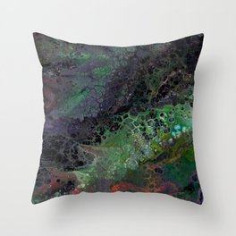 Third Dip Throw Pillow