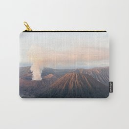 Volcanic Sunrise Carry-All Pouch