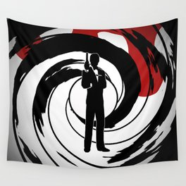 JAMES BOND Wall Tapestry