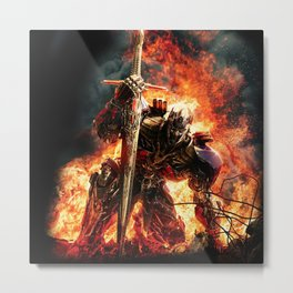 force for good Metal Print