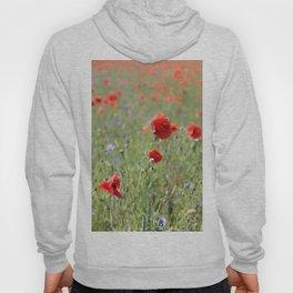 poppy flower no8 Hoody