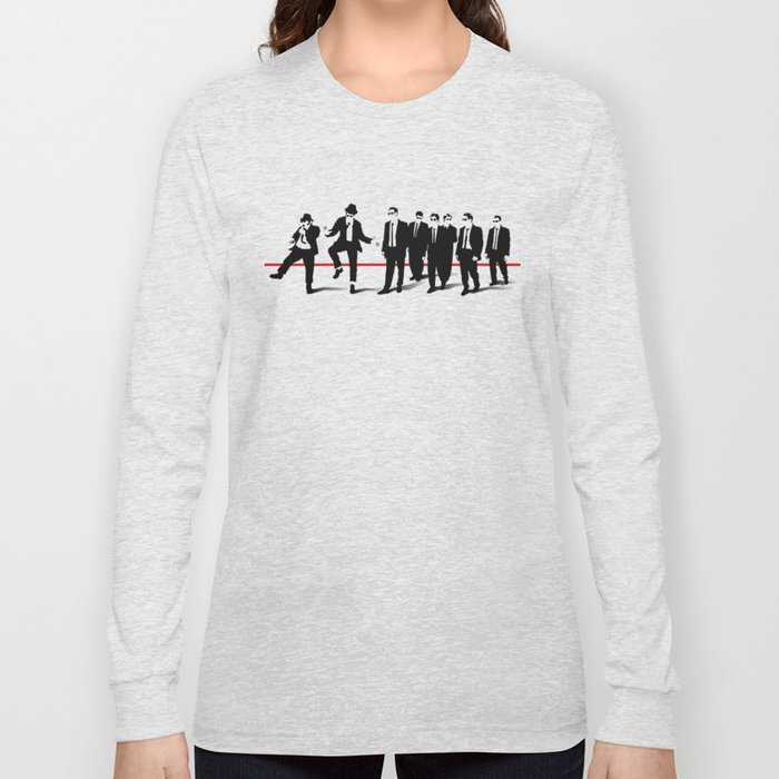 Reservoir Brothers Long Sleeve T-shirt