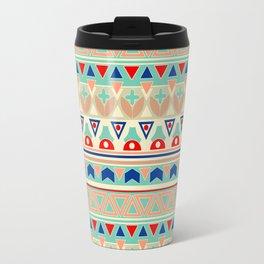 Ethnic ornament 12 Travel Mug