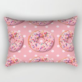 Donuts Rectangular Pillow