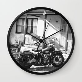Al's Knucklehead Wall Clock
