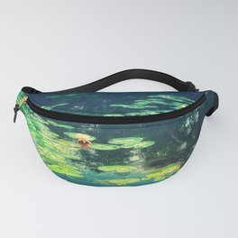 Lily Pond II Fanny Pack