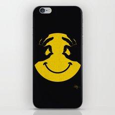 Make You Smile iPhone & iPod Skin