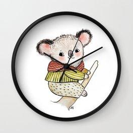 Smart Koala Wall Clock