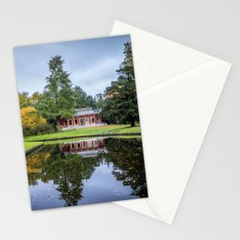 Surrounded by Autumn Stationery Cards