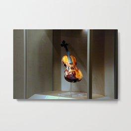 Visualise Beautiful Music Metal Print