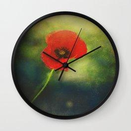 I found a Poppy Wall Clock