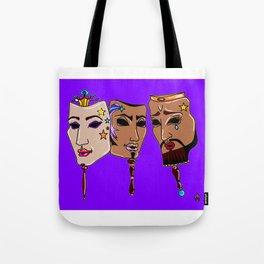 Masquerade in Zusa Tote Bag