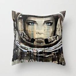 NEW FRONTIER Throw Pillow