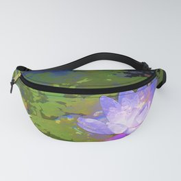 Pond Lily 29 Fanny Pack