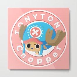 One Piece - Tony Tony Chopper (My Style) Metal Print