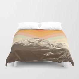 Mountainscape 2 Duvet Cover
