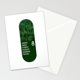 August Forest Capsule Stationery Cards