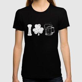 Irish Love Beer T-shirt