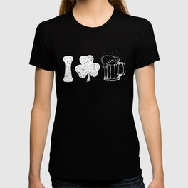 Irish Love Beer T-shirt