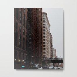 Chicago Series #1 Metal Print