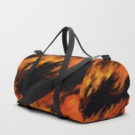 Infernal Agni #fire #burn Duffle Bag
