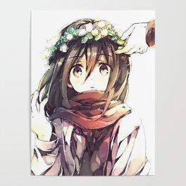 Little Queen Poster