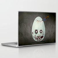 zombies Laptop & iPad Skins featuring Zombies by Marcos Lozano