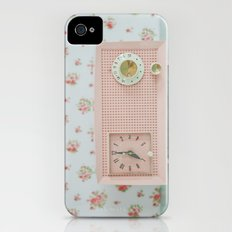 Music makes the HEART sing... iPhone (4, 4s) Slim Case