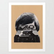 Tapist Art Print