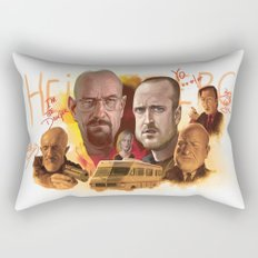 Breaking Bad Rectangular Pillow