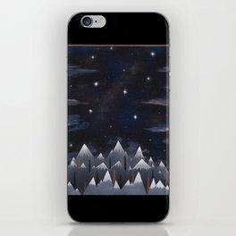 LAUNCH iPhone Skin