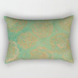 #26. ALEXA - Floral Rectangular Pillow