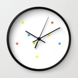 They do not know that we know saying friends Wall Clock