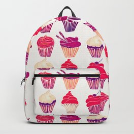 Cupcakes – Fuchsia Palette Backpack