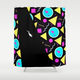 Dive deeper Shower Curtain