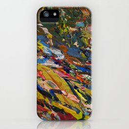 Duration #1 iPhone Case