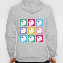 Colourful Little Ghosts Hoody