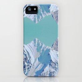 Falling. iPhone Case