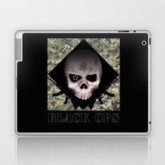 Black Ops Design Laptop & iPad Skin