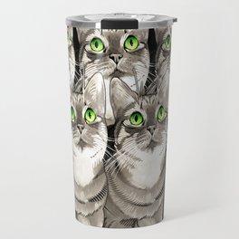 Mojo Kitten Travel Mug