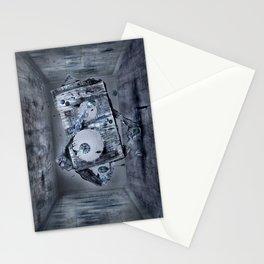 Moderne Kunst Stationery Cards