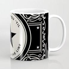 The End Of The Line Mug