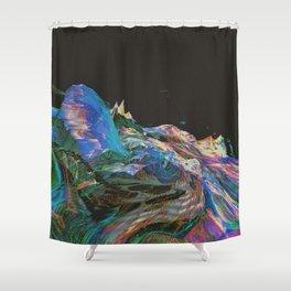 NUEXTIA29 Shower Curtain