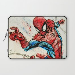 Web-Slinger Spider-Man Laptop Sleeve