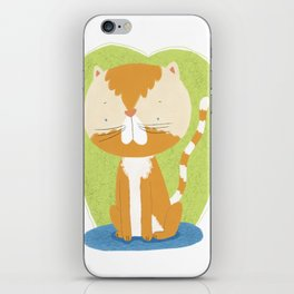 Tommy The Cat iPhone Skin