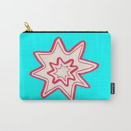 POW -  (Bright Blue) Carry-All Pouch