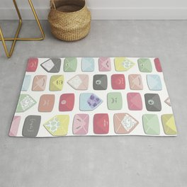 Love Letters Rug