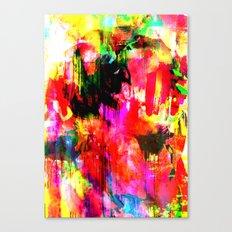Blitz Canvas Print