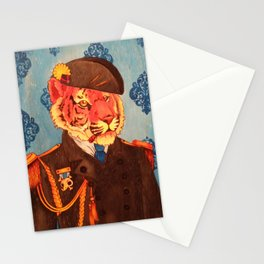 Lieutenant Du Roi Augustus Stationery Cards