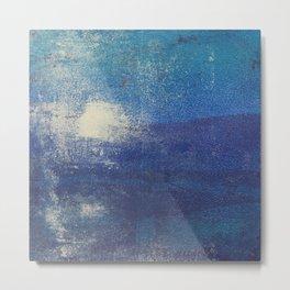 Abstract No. 598 Metal Print